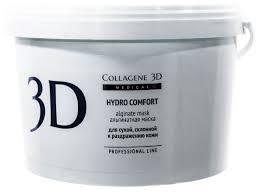 Medical <b>Collagene 3D альгинатная маска</b> для лица и тела Hydro ...