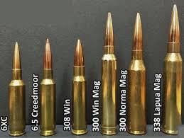 6 8 Vs 308 Ballistics Chart 6 5 Creedmoor Ballistics Chart