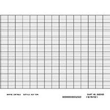 Graphic Controls Gd201125 Chart Paper 100 Mm 16 Meters 50