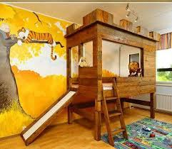 cool kids beds. Love The Fun Jungle Theme | 10 Crazy Cool Kids Beds - Tinyme Blog N