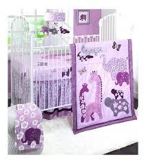 lavender baby bedding lamb nursery bedding home design alluring lavender baby bedding lambs ivy jungle 4 piece crib set lavender elephant nursery bedding