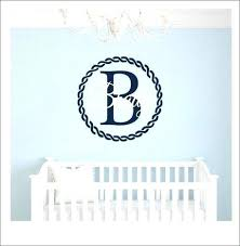 nautical nursery wall decor nautical nursery decal nautical wall decal boys wall vinyl decal nautical nursery