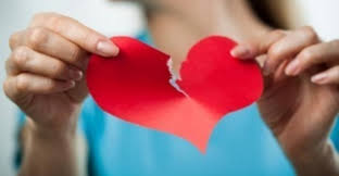 Image result for picture of heart break