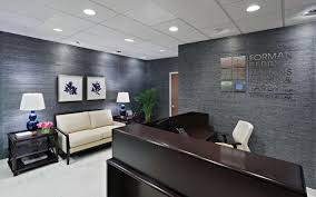 office wallpaper ideas. Beautiful Wallpaper Small Office Interior Ideas 43 Inspiration With