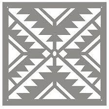 simple navajo designs. Kitchen Floor Stencil? Simple Navajo Designs