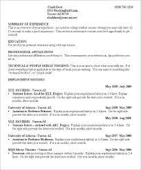 Resume Star Delectable Us Resume Sample Star Format Resume Us Resume Template Star Format