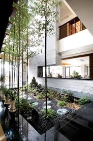 The usual options would be to transform this awkward little area into a patio or a courtyard, but decking can be used successfully to enhance smaller gardens too. 58 Most Sensational Interior Courtyard Garden Ideas