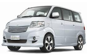 Rental Mobil Purwokerto - Suzuku APV