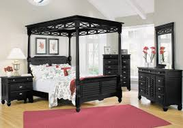 Bedrooms Top Black Queen Bedroom Set Modern Black Bedroom Sets