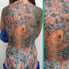 Japanese Style Tattoo Art Diego Tattoos San Diego Ca