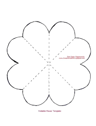 Letter F Templates Letter F Craft Template Flower Template Craft Ias Inspirational Para
