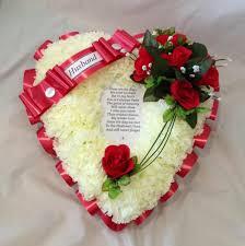 poem heart funeral tribute husband
