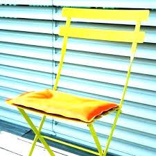 Round Bistro Chair Cushion Inch Cushions