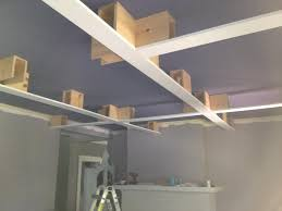 how to make coffered ceilings
