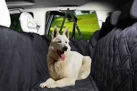 premium dog car seat cover