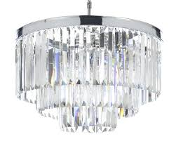 full size of odeon empress crystal chandelier gallery fringe 3 tier chrome exquisite home improvement amusing