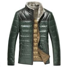 mens down quilted jackets