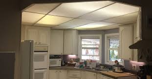 what color to paint ceilingKitchen Ceiling Lights Need Gonenow What Color to Paint Help