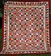 Pat's Knitting and Quilting: Well & red scrap quilt Adamdwight.com
