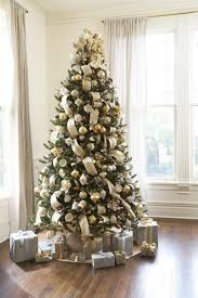 Brad Schmidt's Silver and Gold Christmas Tree