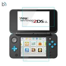 For Nintendo 2DS <b>XL clear PET</b> Screen Protector | Shopee Singapore