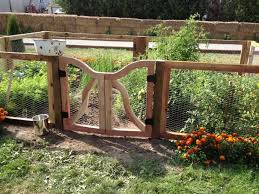 garden gates and fencing