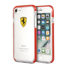 Buy online with fast, free shipping. Ferrari Hard Case Transparency Iphone 8 Plus And Iphone 7 Plus 360 Protection Walmart Com Walmart Com