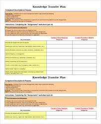 transition plan examples transition plan template 6 free sample example format free