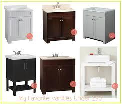 early settler bathroom vanity. 6th street design school: bathroom vanities under $250 early settler vanity