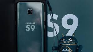 Galaxy S9 çalışırken görüntülendi