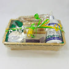gifts baskets and bags by silly goats soap co