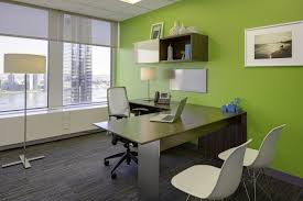 latest office design. Small Green Color Office Design Picture Latest T