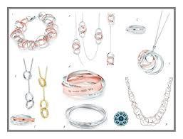 1 interlocking circles bracelet