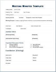 Agenda Template Word 2013 Printable Meeting Agenda Template Best Minutes Simple Doc