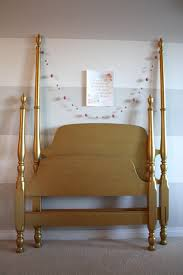 gold painted furnitureGorgeous in Gold guest post  Country Chic Paint