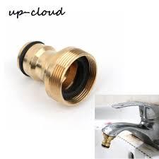 brass universal kitchen tap connector