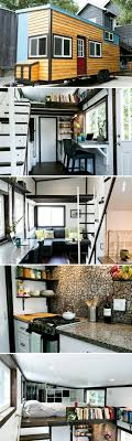 Not Your Average Tiny House: a unique, luxury tiny house with a beautiful  design