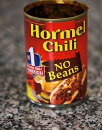chili can. Simple Can Hormel Chili No Beans Can To Can