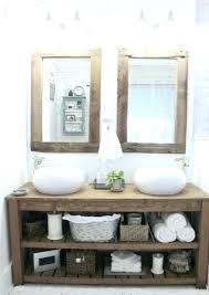 standalone bathroom sink free standing bathroom sink cabinets new rustic chunky solid wood bathroom sink vanity standalone bathroom sink