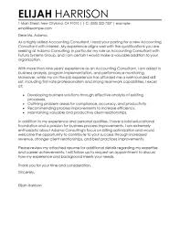 Consulting Cover Letter Best Consultant Cover Letter Examples LiveCareer 2