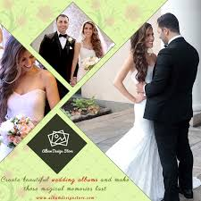 wedding album design. Perfecting the Right Album Design with the Help of a Professional