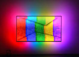 Light Smart Tv Ambilight Twist Tv Pc Backlight Hd 4k Tv Led Strip Full Set