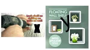 no nails shelf hang shelf without nails hanging shelves without shelf no drilling no nails on