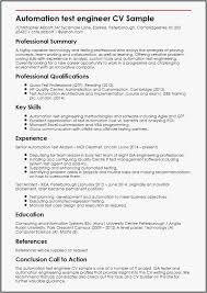 Quality Analyst Cv Selenium Testing Resume Examples Qa Analyst Resume Sample Best