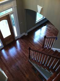hardwood floors and staircases
