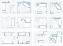 bathroom design layout. Small Bathroom Plans Fascinating Design Layout Floor 5 X