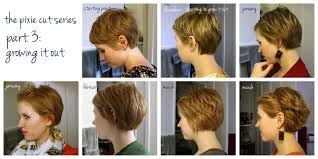 Unspeakable Visions The Pixie Cut Series Part 3 Growing It Out
