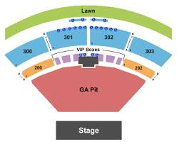Pavilion Toyota Music Factory Seating Chart The Pavilion At Toyota Music Factory Tickets And The