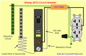 circuit breaker wiring diagram info circuit breaker wiring diagrams do it yourself help wiring circuit