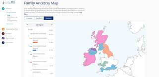 Ancestry Dna Test Comparison Chart Review Results From Five Dna Ancestry Tests Vary Widely